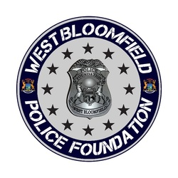Logo for West Bloomfield Police Foundation