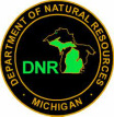 Logo of the Michigan Department of Natural Resources