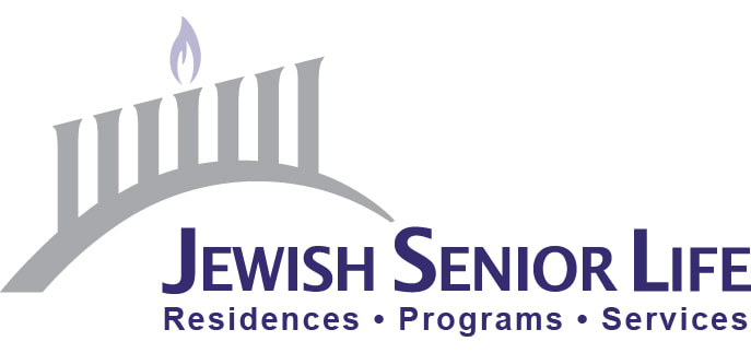 Logo for Jewish Senior Life