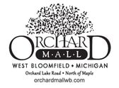 Logo for Orchard Mall