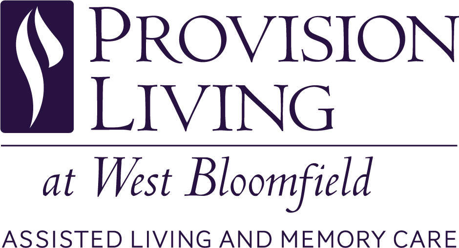 Logo for Provision Living at West Bloomfield